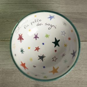 Ciotole personalizzate ceramica