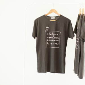 t shirt personalizzata uomo con scritta