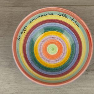 Ciotola personalizzata in ceramica