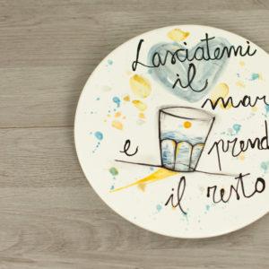 piatto-con-scritta-personalizzata