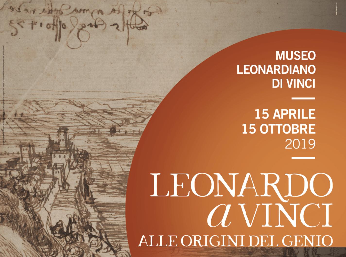 Leonardo e le sue origini in mostra a Vinci