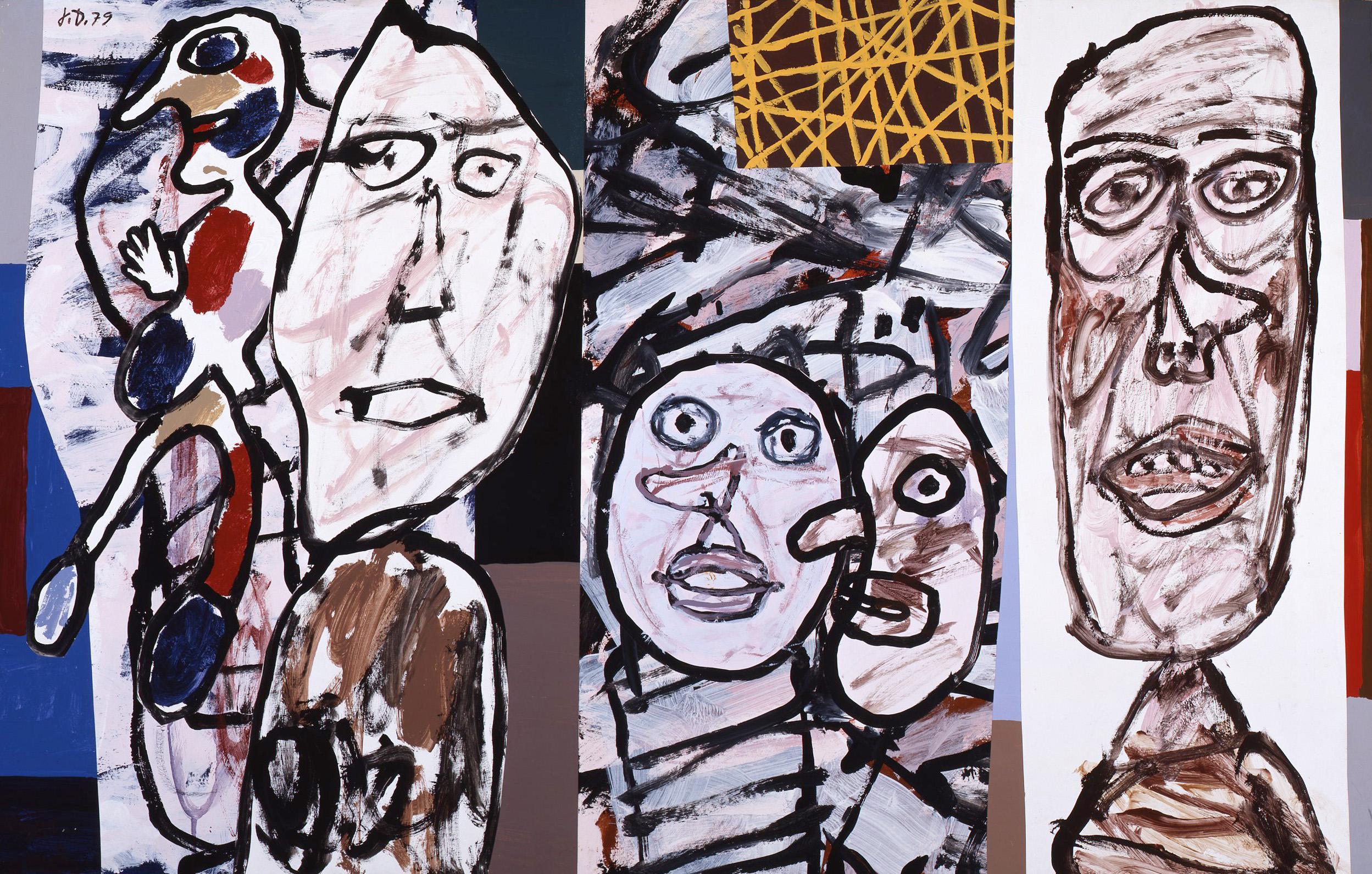 L'Art Brut in mostra e Jean Dubuffet
