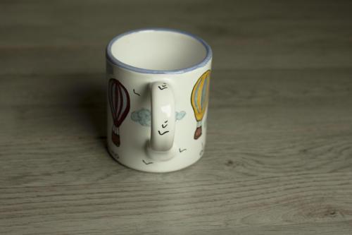 Mug Mongolfiere