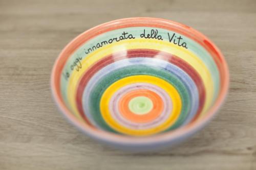 Ciotola artigianale Made in Italy