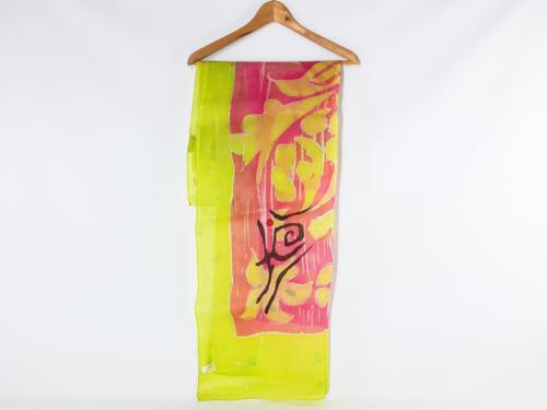 Foulard elegante in seta per donna