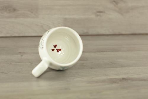 Tazza personalizzata mug grande con scritta e disegno