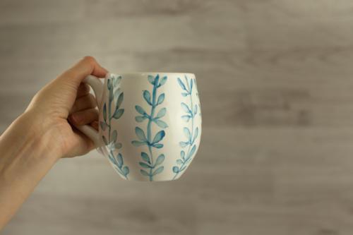 Tazza personalizzata mug grande in ceramica