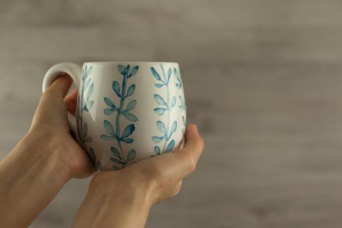 Tazza personalizzata mug grande con frase