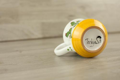 Tazza mug con scritta e fichi d'India personalizzata