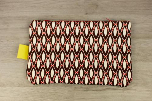 Pochette artigianale realizzata a mano con Aforisma