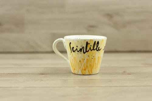Tazza cappuccino personalizzata con scritta